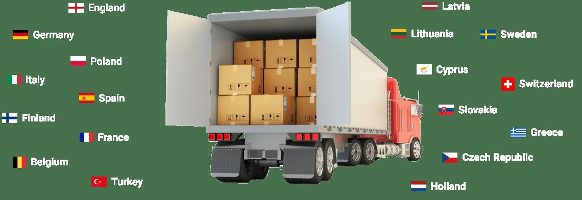 groupage cargo